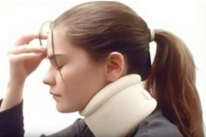 neck injury - personal injury law