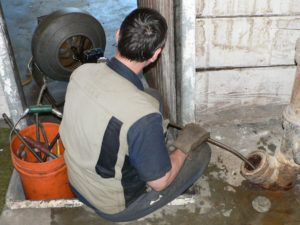 plumbing services - drain cleaning
